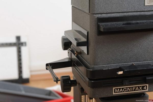 Meopta Magnifax 4