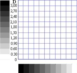 La densitométrie du film noir et blanc