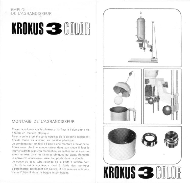 Krokus 3 Color