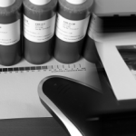 Le tirage numérique noir et blanc