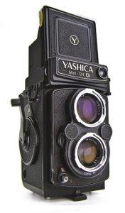 Yashica mat 24