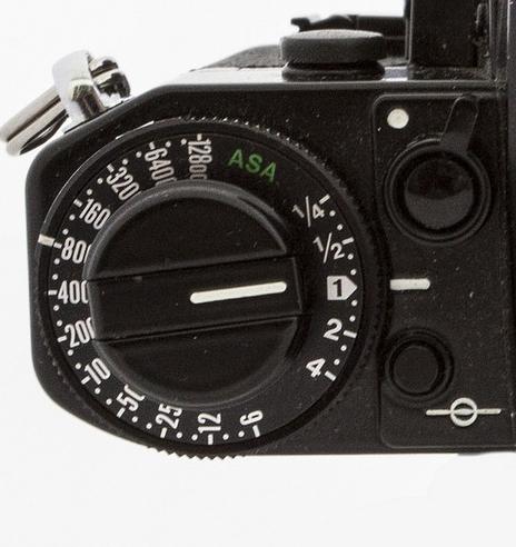 Canon A1 correction d'exposition