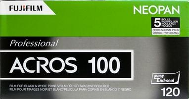 Fuji Neopan Acros 100