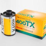 Info technique KODAK TRI-X  400 / 400TX  TRI-X 320 / 320TXP