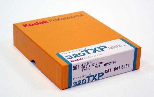 Film KODAK Tri-X 320 (320TXP)