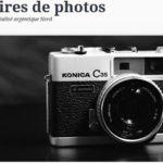 Histoire de photos- Photographie argentique