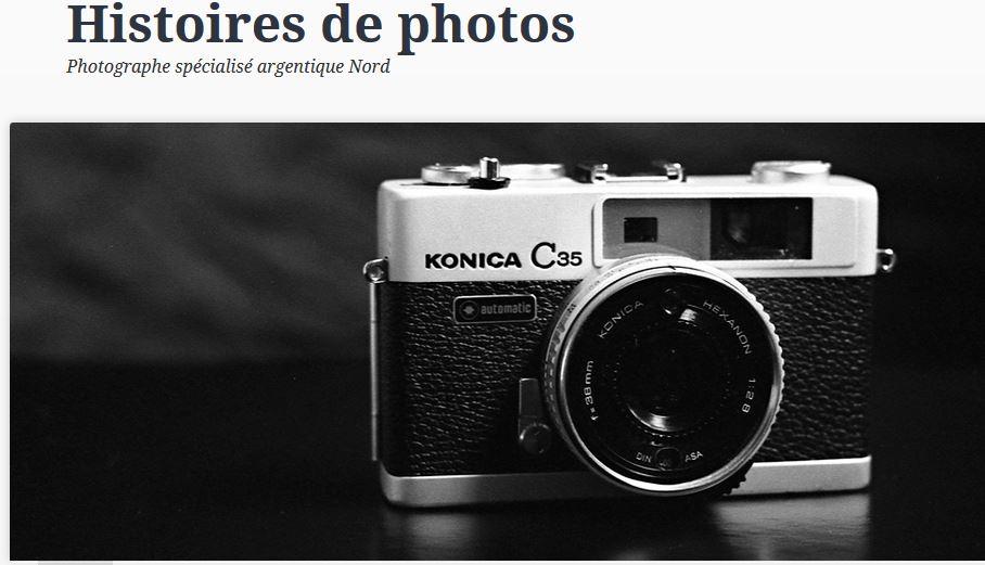 Histoire de photos