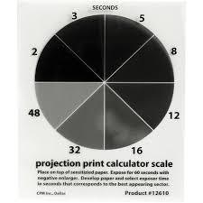 KODAK PROJECTION PRINT SCALE